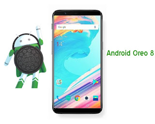 OnePlus 5T Android Oreo 8