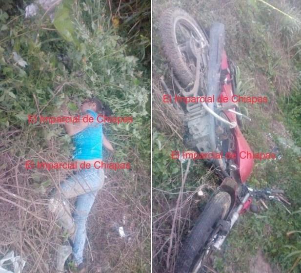 Muere mujer tras accidente en #Villaflores en #Chiapas.