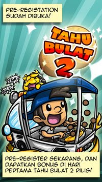 Tahu Bulat 2 MOD Apk v1.0.3 Unlimited Money for Android Terbaru Gratis