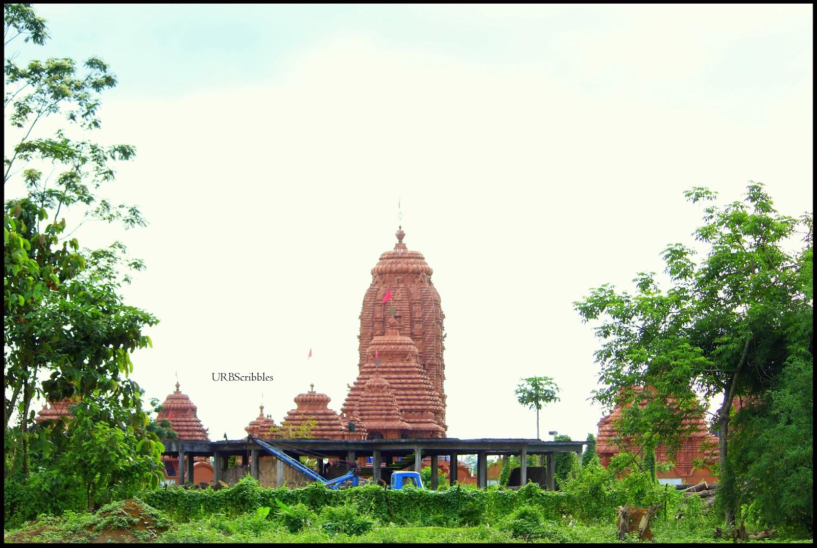 Exploring Assam: Jagannath Temple, Dibrugarh