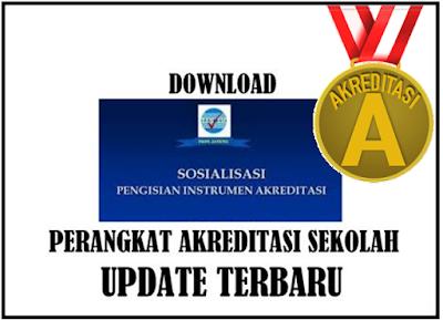 Download Sosialisasi Perangkat Akreditasi Sekolah Terbaru