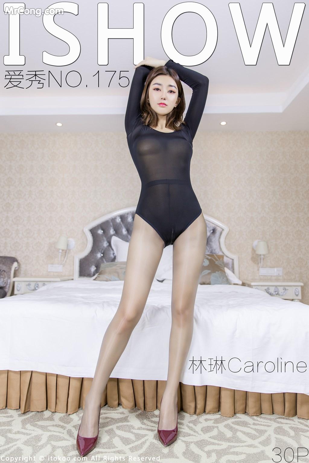 Image ISHOW-No.175-Caroline-MrCong.com-031 in post ISHOW No.175: Người mẫu 林琳Caroline (31 ảnh)