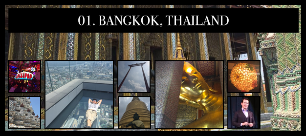 Worst to Best: Jarexit: 01. Bangkok, Thailand