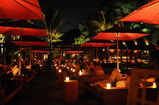 Hotel Career - Graphic Designer and Hostess at KU DE TA Restaurant, Seminyak