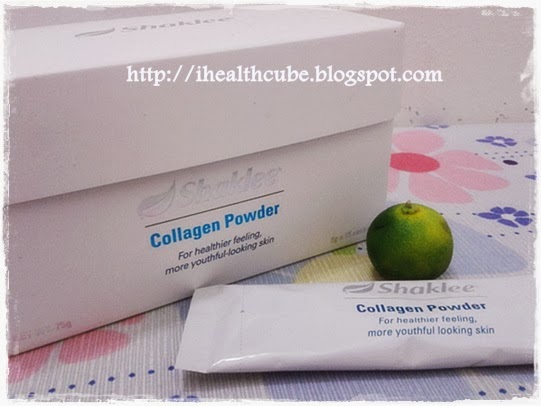 COLLAGEN POWDER SHAKLEE *3 BOX FOR FREE MEMBERSHIP