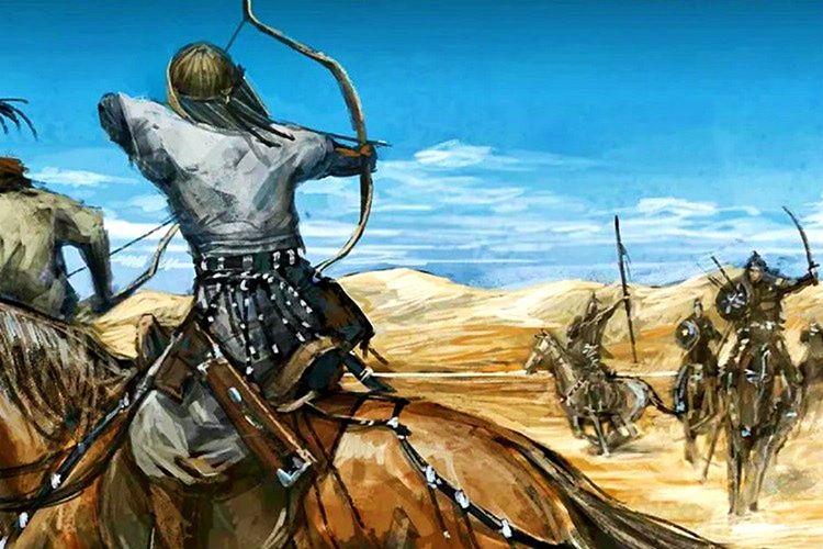Harzem ülkesinin sınır şehri Otrar'da durdurulan Moğol kervanı yağmalanarak bazı elçileri katledildi.