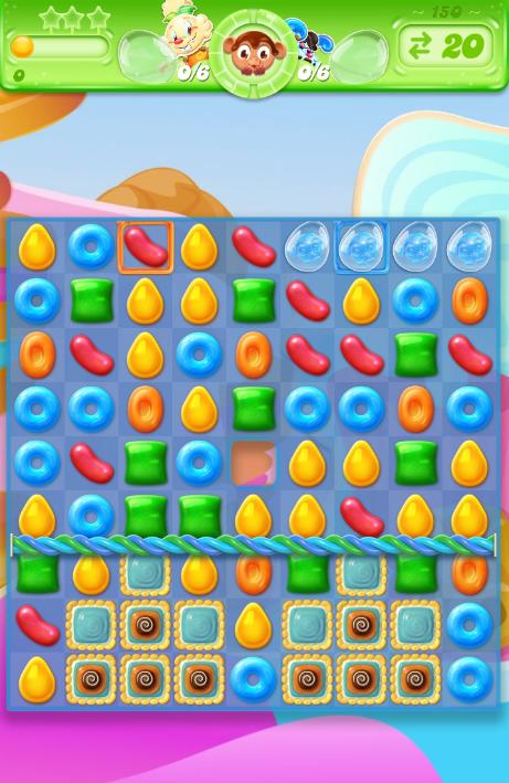 Candy Crush Jelly Saga 150