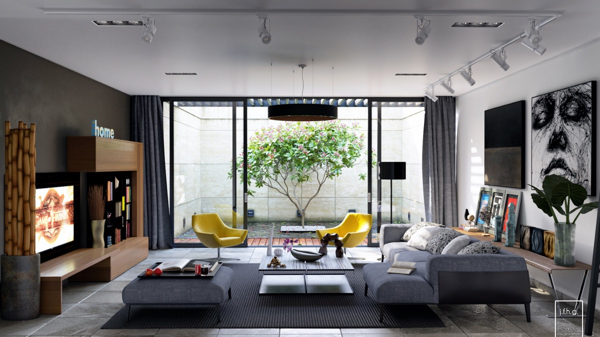 45+ Beautiful Living Rooms With Irresistible Modern Appeal