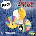 Kit de Bottons - Adventure Time
