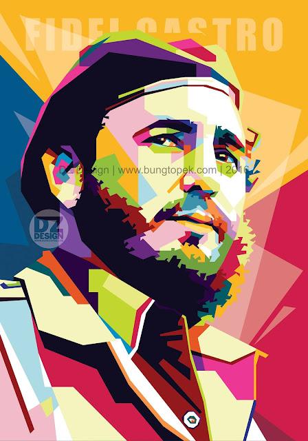 WPAP Fidel Castro