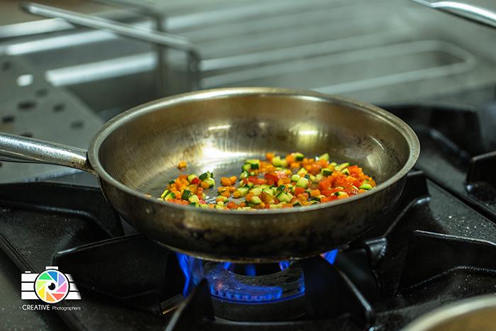 cucina ristorante santa elisabetta