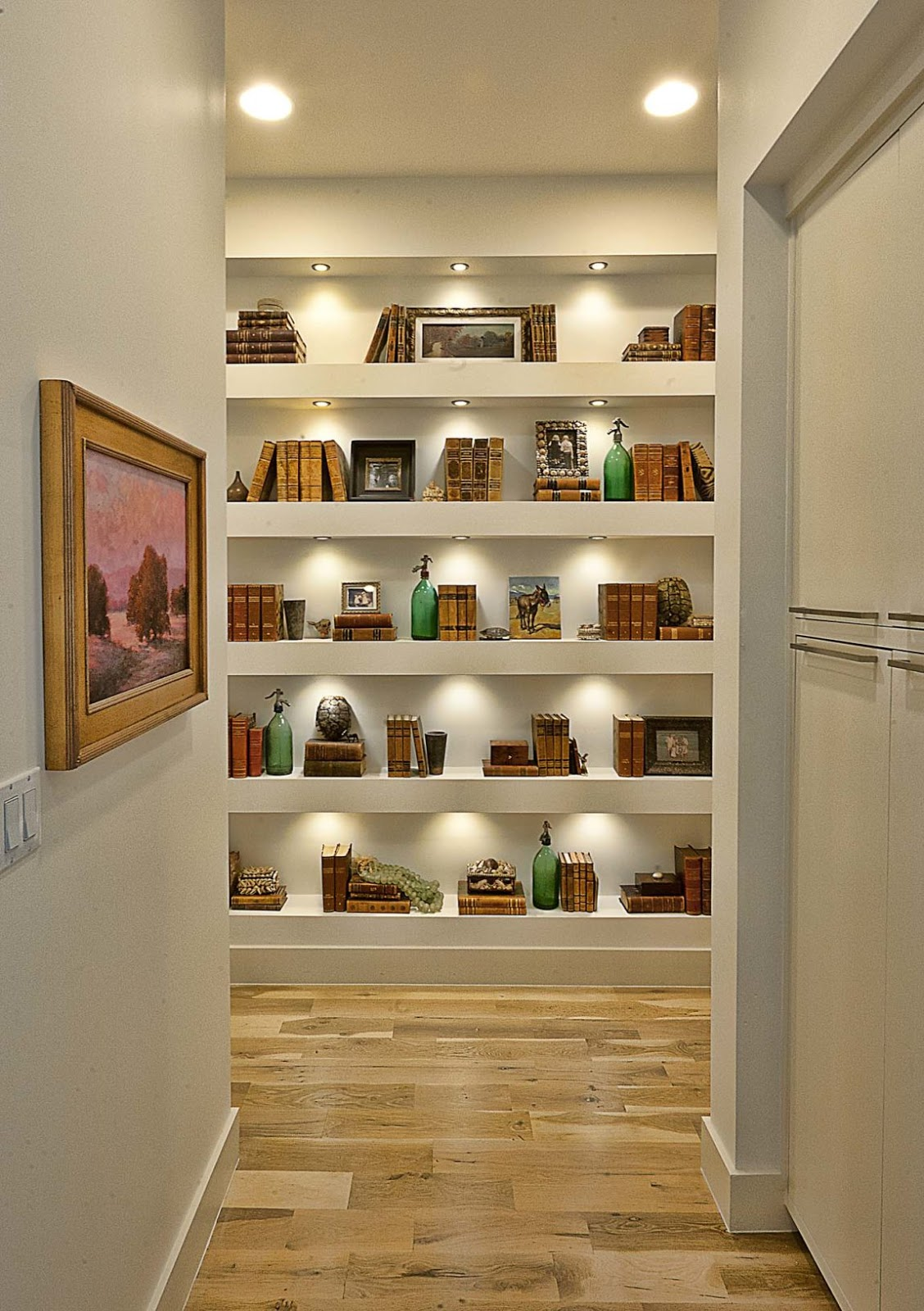 50 beautiful wall shelf designs and lighting ideas decor - Bedroom wall shelves decorating ideas ...