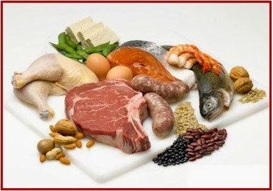 carnes rojas y blancas clasificacion