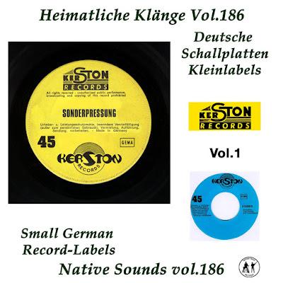 VA -  Kerston Records Vol.1  ( Heimatliche Klaenge Vol.186)