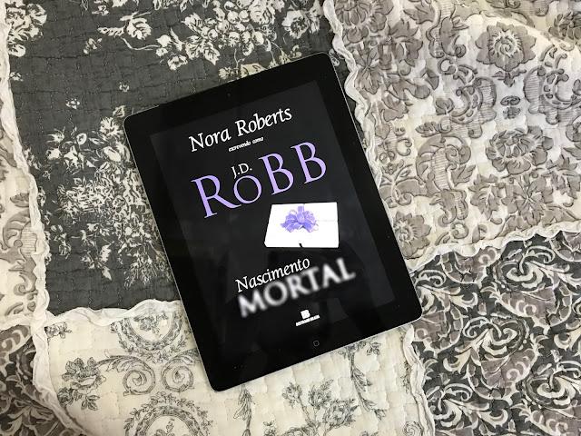 nora roberts série mortal