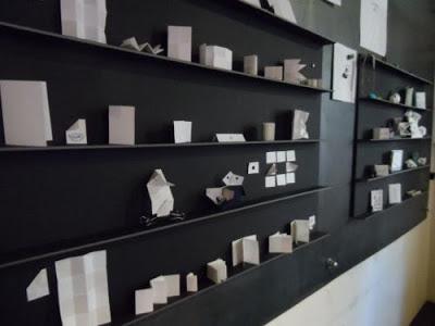 Formes de supports papier