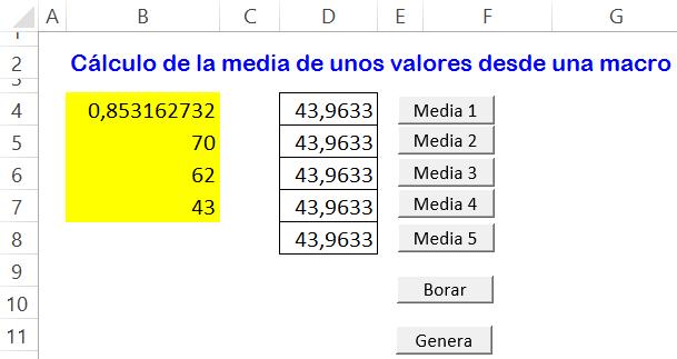ExcelAvanzado.com: Escribir formulas en la hoja desde VBA