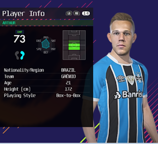 Cara Install Face Fake Player PES 2018
