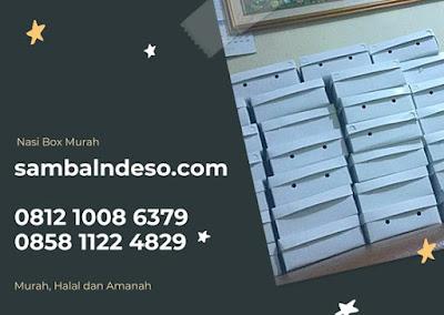 harga Nasi Box Tangerang Banten