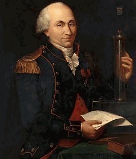 Riwayat Hidup Charles Augustin de Coulomb