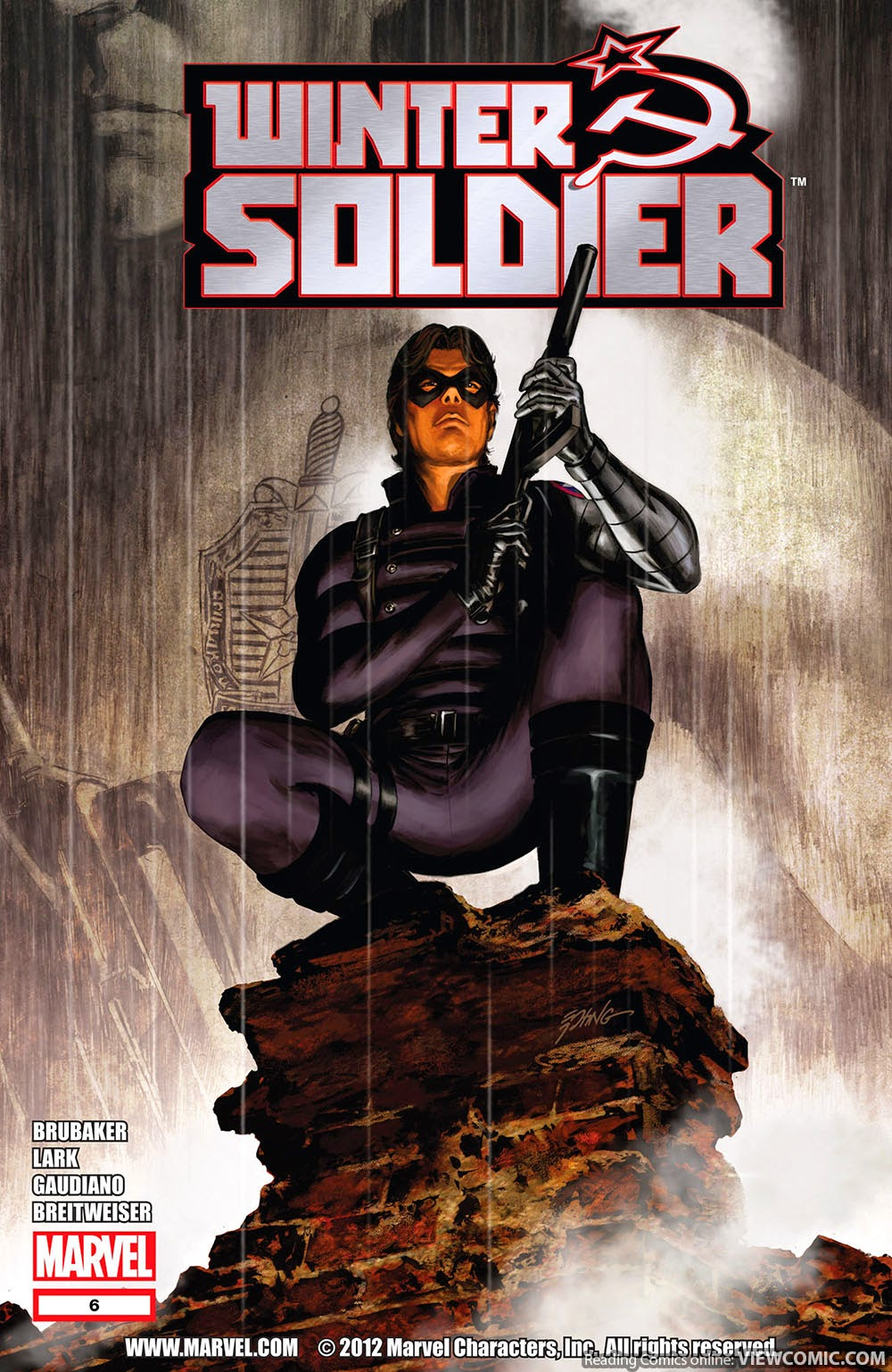 Winter Soldier | Viewcomic reading comics online for free 2019