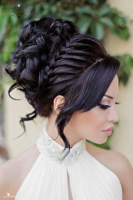 La Moda En Tu Cabello Modernos Y Elegantes Peinados Updos