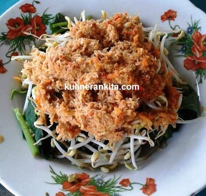 Resep_Jukut_urap_bali    kuliner khas Bali