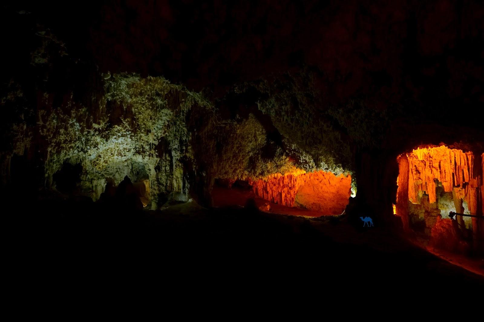 Le Chameau Bleu -Blog Voyage Sardaigne -  L'intérieur de la grotte de Neptune Alghero Sardaigne Italie