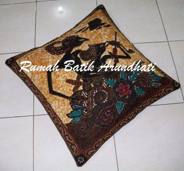 4 Penemu Batik Tulis: Rumah Batik Arundhati: SARUNG BANTAL BATIK TULIS