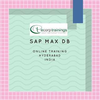 SAP Max DB Training in Hyderabad