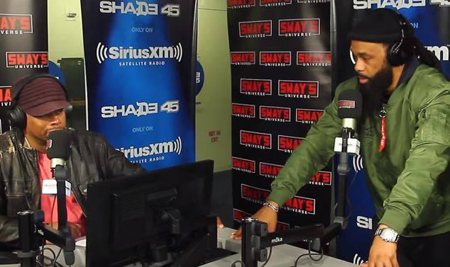 Phaseone On Sway In The Morning