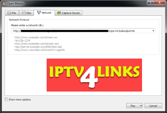How Watch Iptv channels (m3u,iptv links ) with VLC