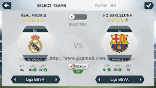 FIFA 14 Mod Best Gameplay by Adipradana