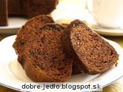 Čokoládovo-kakaová bábovka - recept
