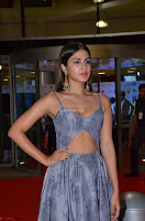 Rhea Chakraborty in a Sleeveless Deep neck Choli Dress Stunning Beauty at 64th Jio Filmfare Awards South ~  Exclusive 032.JPG