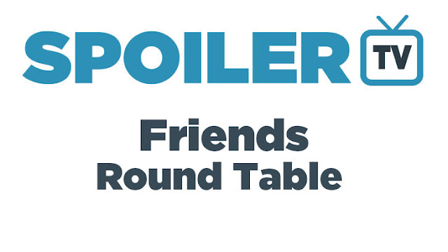 Friends 25th Anniversary Round table :'So, no one told you life was gonna be this way'