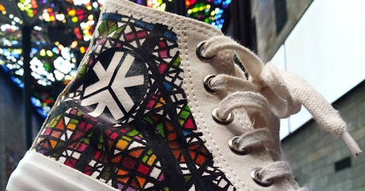 Etiko Fairtrade Custom Designed Shoes