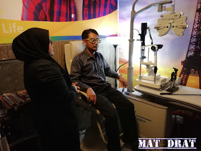 The Eye Shop Optometry Bangi - Service Terbaik Membuat Cermin Mata