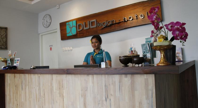 Duo Legian Hotel 9