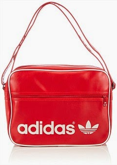 Adidas Retro Sports Shoulder Bag