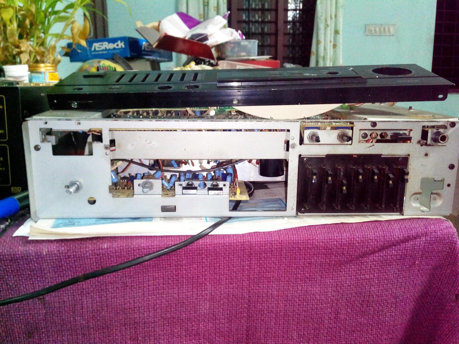 YAMAHA Natural Sound Stereo Amplifier AVX-20 RS | Phoenix