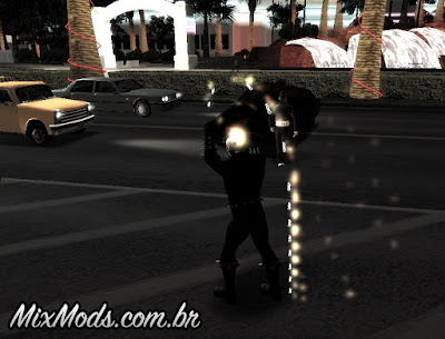 ghost rider gta sa mod powers