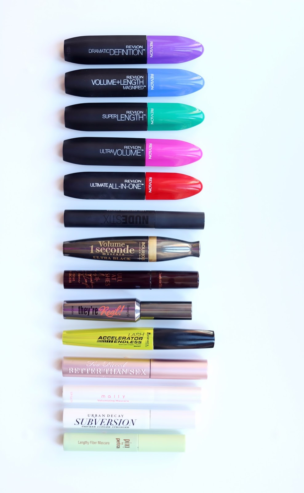 Mascara Collection