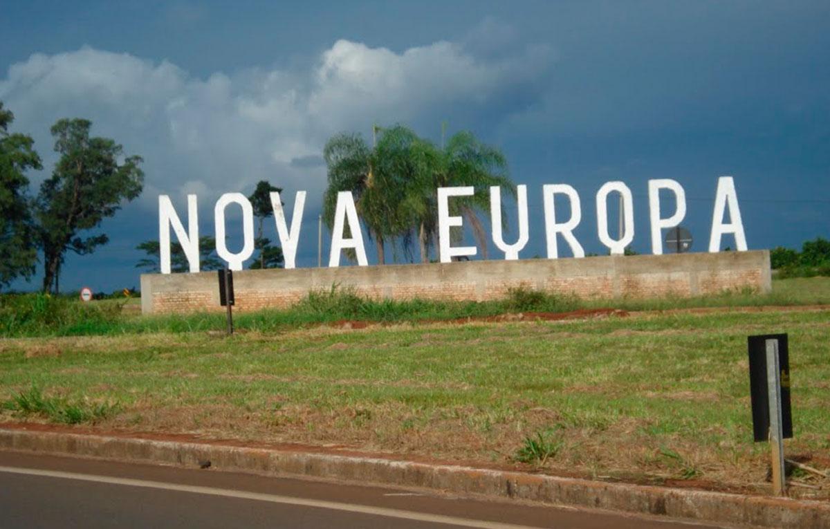 Concurso Prefeitura de Nova Europa - SP (n° 02/2018)