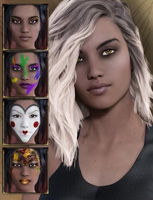 Eirian for Genesis 8 Female