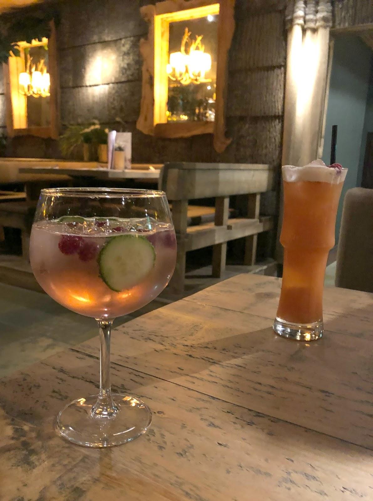 The Palm Sunderland - Wildernest Cocktails