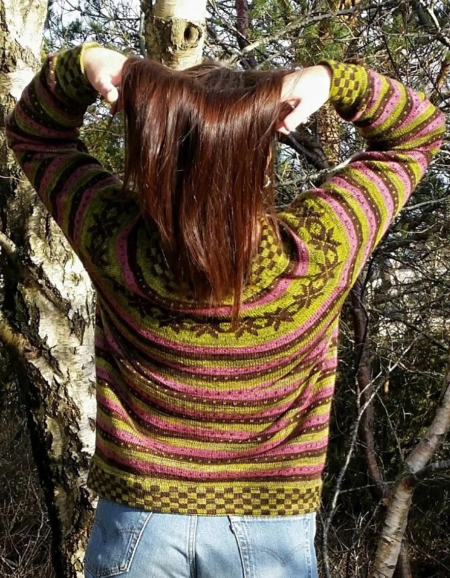 60c54ec1 Jadda, som du kanskje ser så er håret mitt fortsatt helt