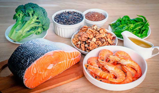 Omega-3 fatty acids benefit body and skin