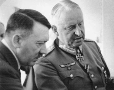8 May 1940 worldwartwo.filminspector.com Hitler Manstein