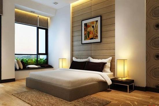 Yêu cầu cơ bản nhất trong phòng ngủ người già chính là vị trí cửa, cửa sổ, tường phải có tác dụng cách âm tốt, không bị âm thanh bên ngoài lọt vào, cần tuyệt đối yên tĩnh.